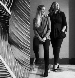 YUME founder, Anja Holm, Marie Engerg