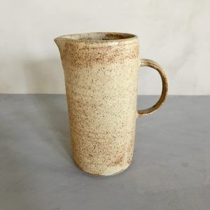 1L Brown Ceramic Jug Julie Damhus