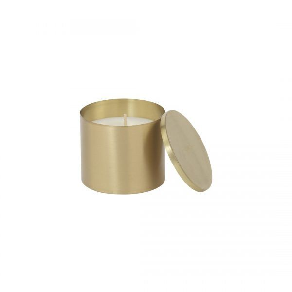 Small candle - brass