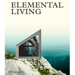 book, phaidon, elemental living