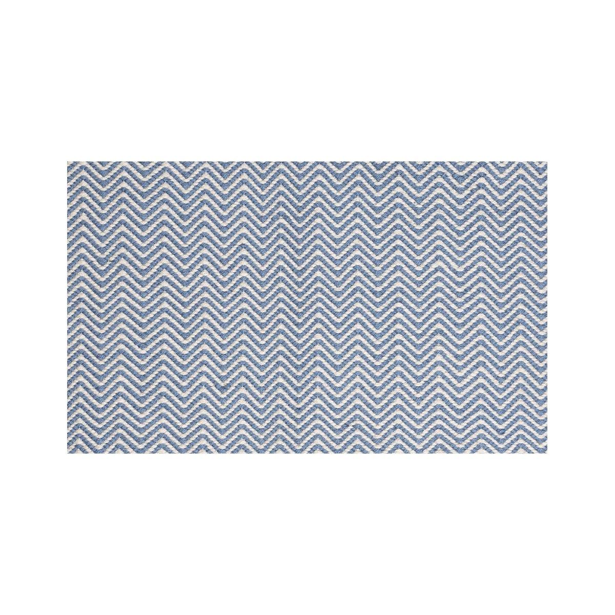 Door mat indigo blue khaki chhatwal jonsson