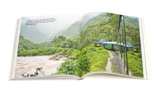 The Journey: The Art of Traveling by Train