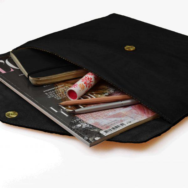 Envelope sleeve black