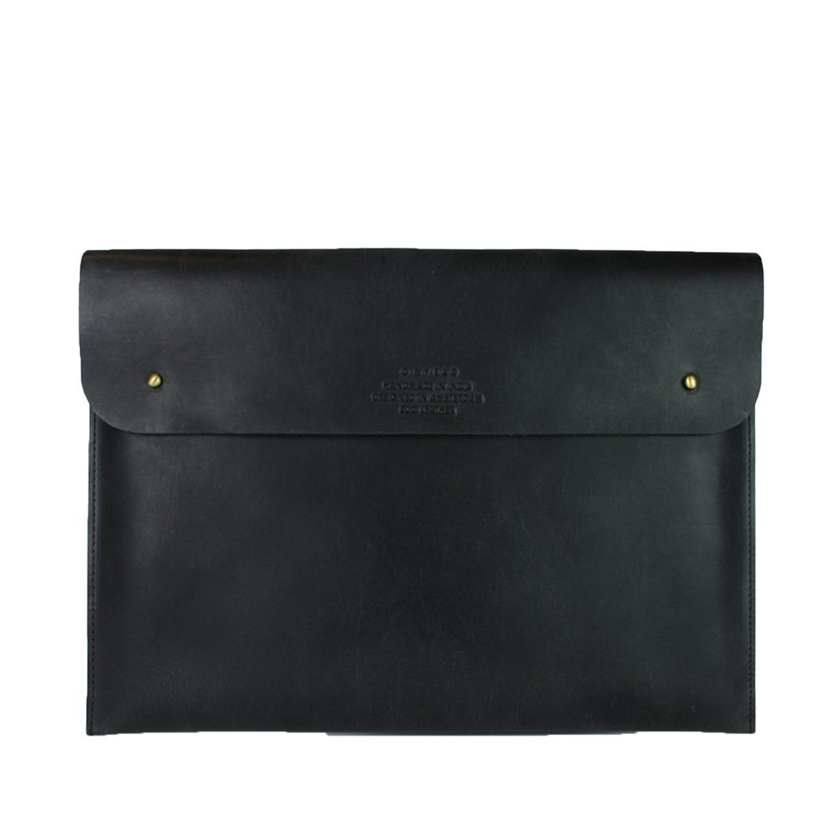 Laptop sleeve black