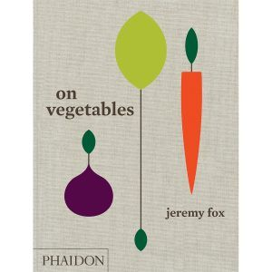 book, phaidon, on vegetables