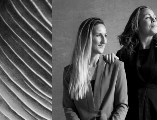 Founders of the YUME sustainable design universe, Marie Engberg and Anja holm.