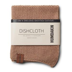 HUMDAKIN DISHCLOTH LATTE