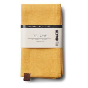 HUMDAKIN-TEA-TOWEL-YELLOW-FALL