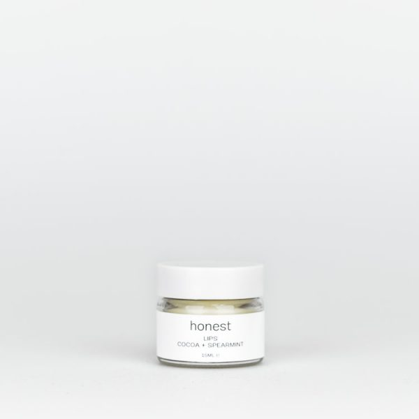 Honest Skincare Cocoa Spearmint Lip Care