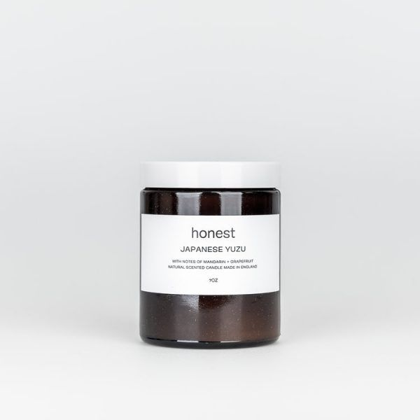 Honest Skincare Yuzu Candle