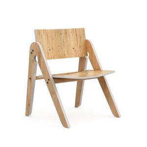 lilly's chair by we do wood