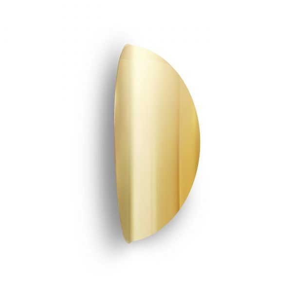 Imagio Mirror Object Brass Mater