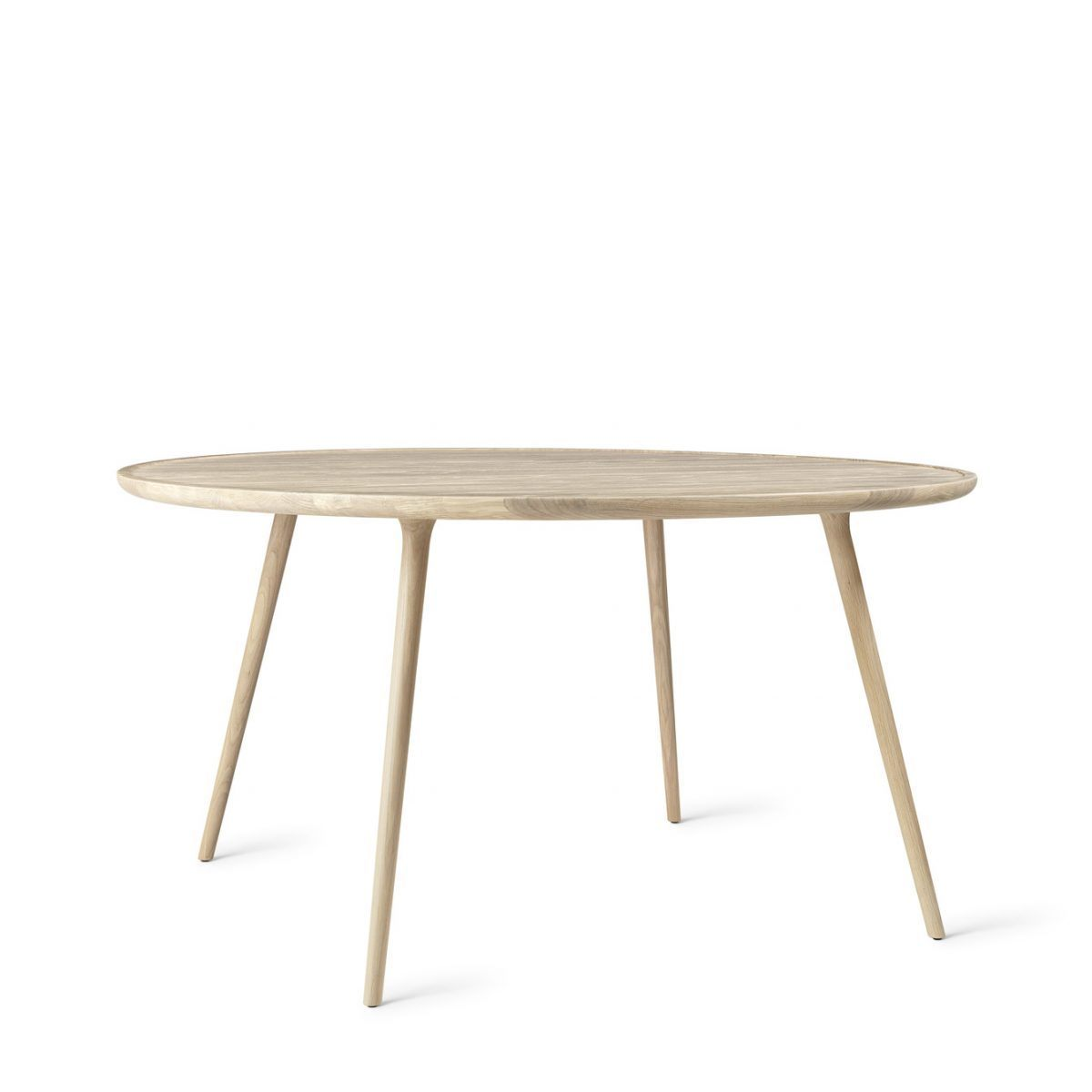 Accent dining table mater