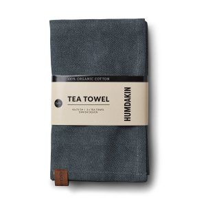 Organic Tea Towels green seaweed Humdakin