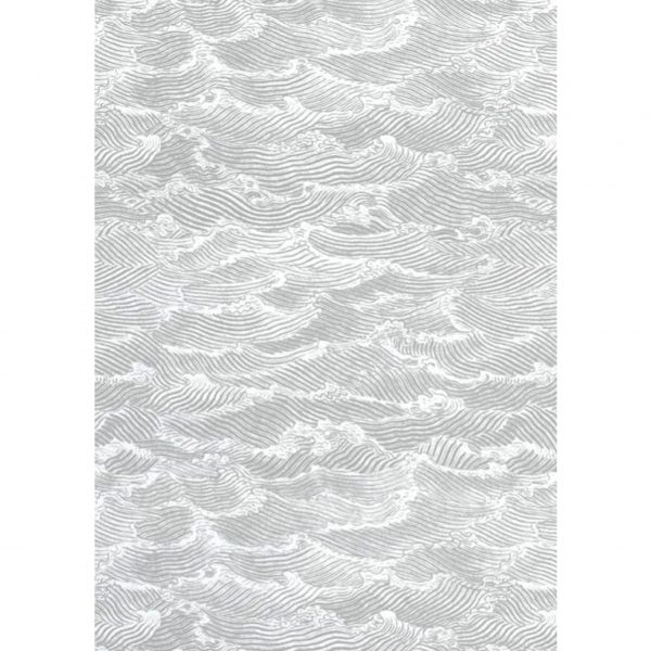 Wallpaper Waves Papermint