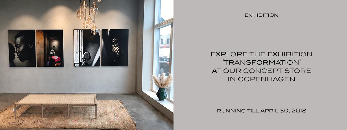 Exhibition by award-winning photographer Signe Vilstrup