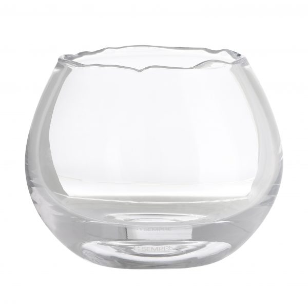 Sempre Mouthblown glass vase medium