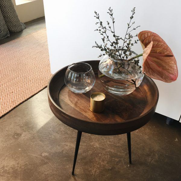 Sempre mouthblown glass vases XS and S