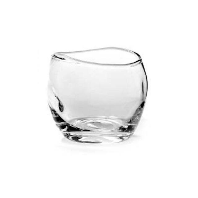 Sempre mouthblown drinking glass small