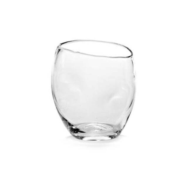 Mouth Blown Drinking glass M