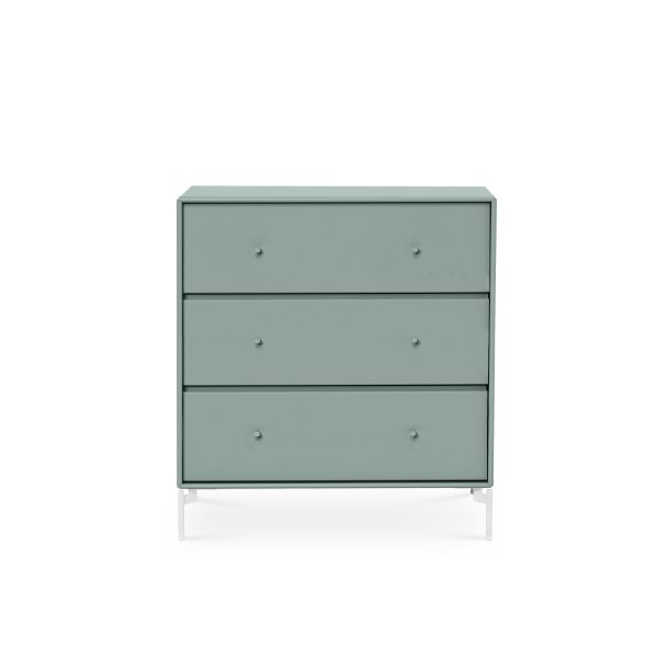 Montana 1128 Chest of Drawers Green Tea