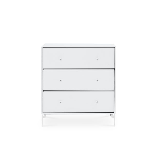 Montana 1128 Chest of Drawers New White