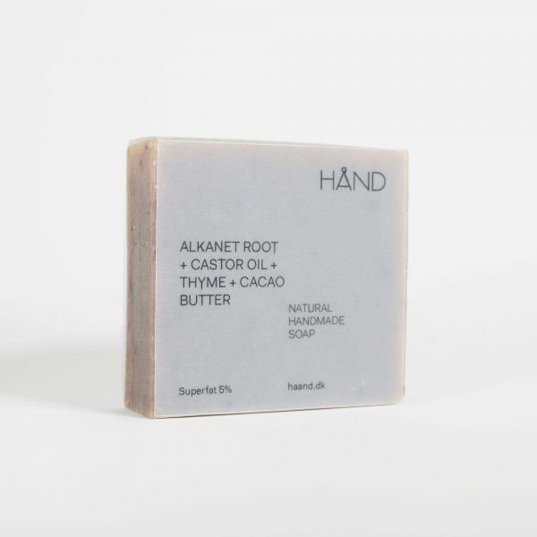 Organic Soap Bar Alkanet Root