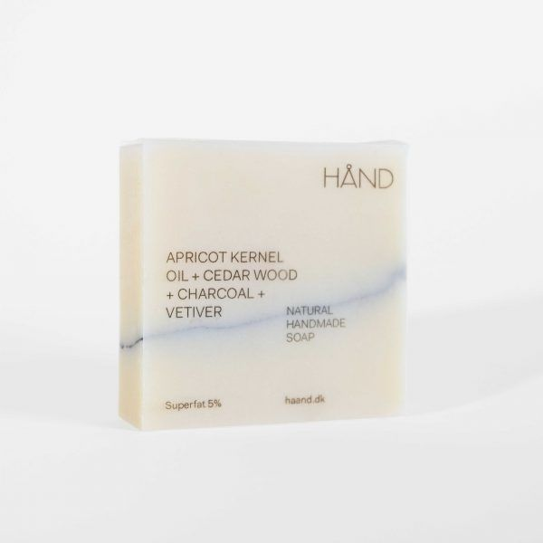 Organic Soap Bar Apricot Kernel Oil