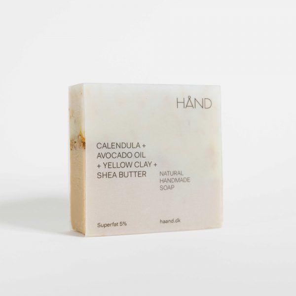 Organic Soap Bar Calendula