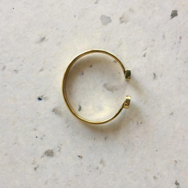 Handmade Brass Bracelet