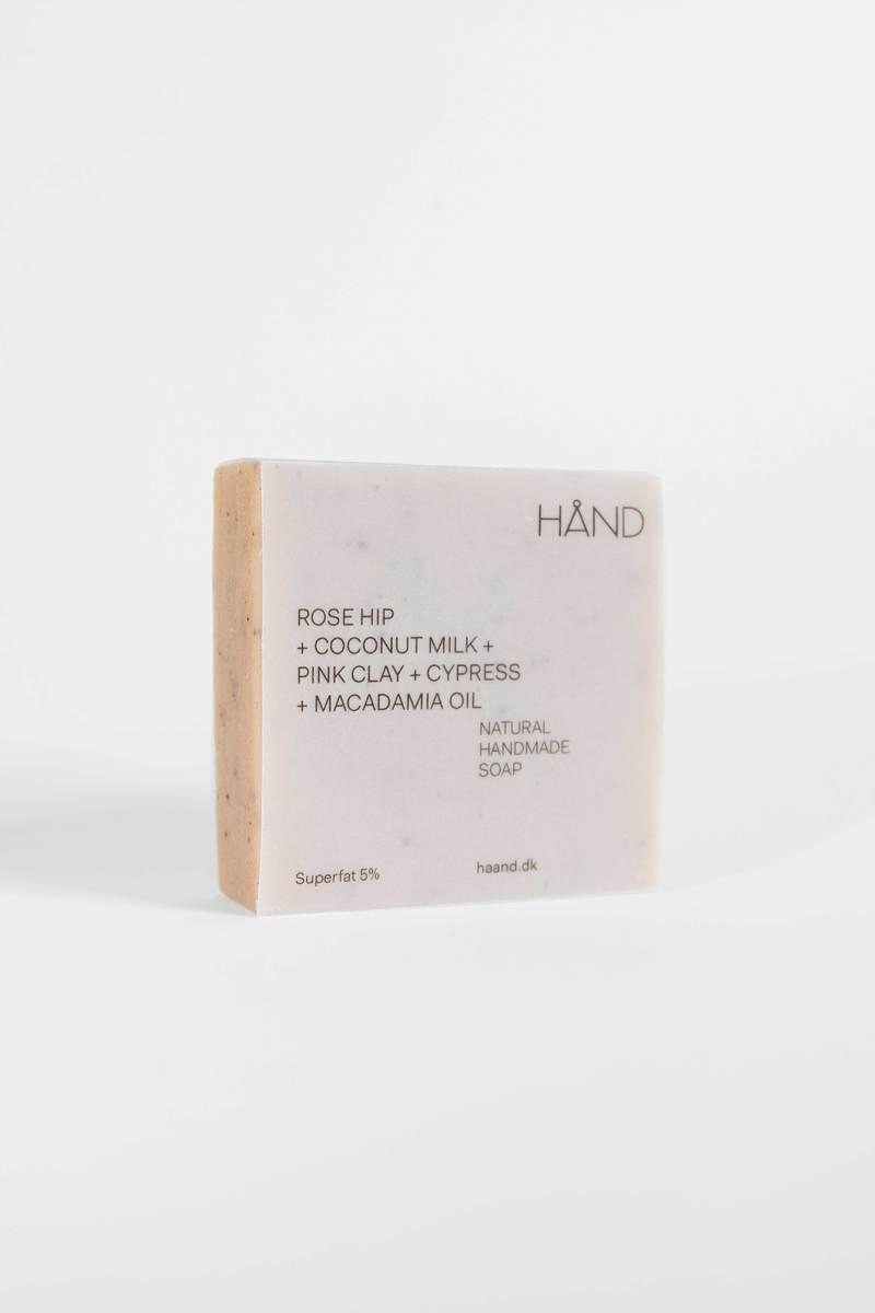 Organic Soap Bar Rosehip
