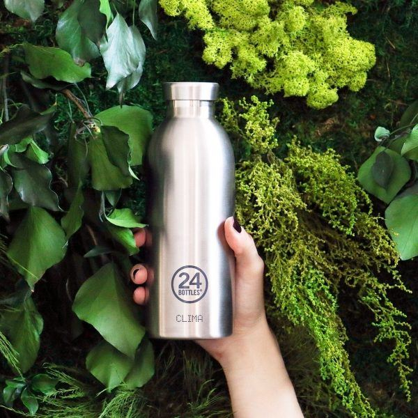 Clima Bottle Steel Green