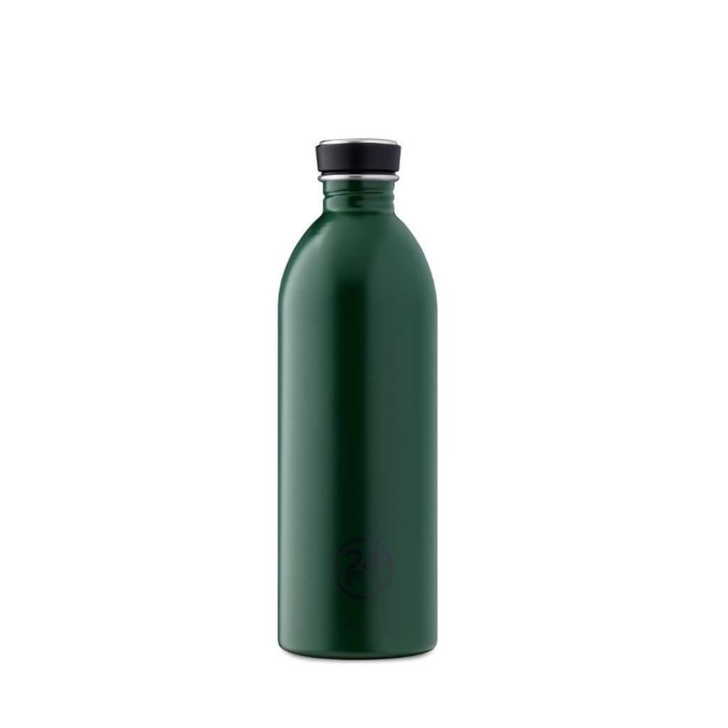 lightweight water bottle green