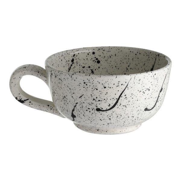 Handmade ceramic tea cup