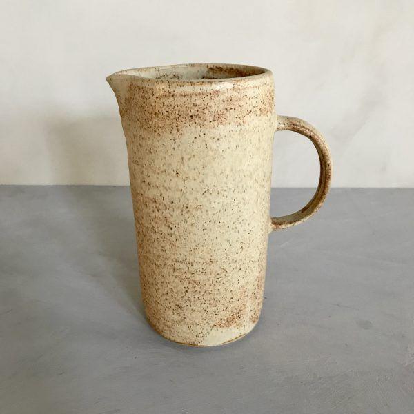 1L Brown Ceramic Jug Julie Damhus