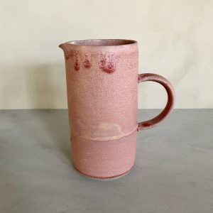 1L Rose Ceramic Jug julie damhus