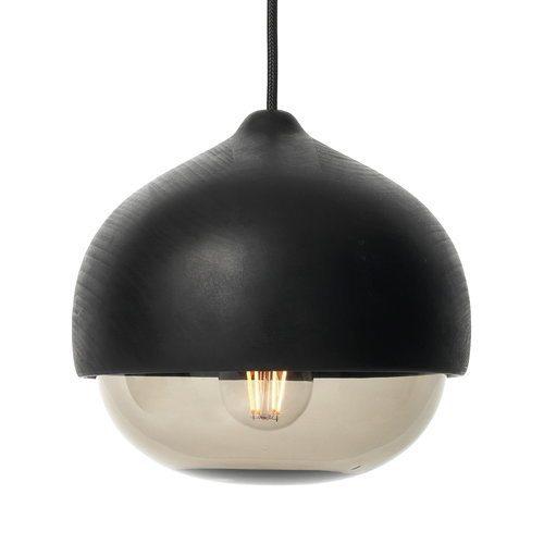 Black Terho Lamp Pendant Mater YUME