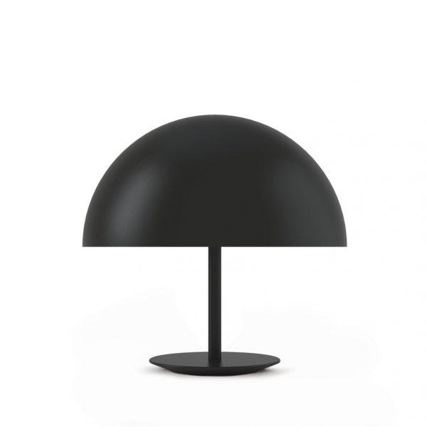 black dome lamp mater