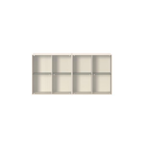 Serve cabinets glass doors Montana YUME