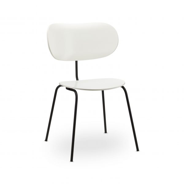 Dining Chair White Wehlers YUME