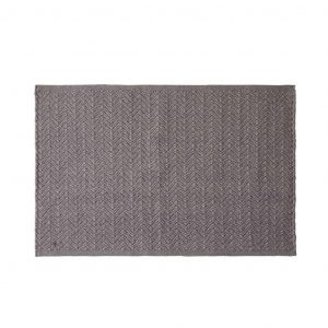 Door mat charcoal grey Chhatwal Jonsson