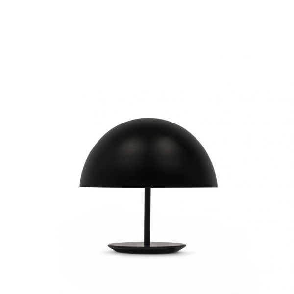 Black baby dome lamp Mater