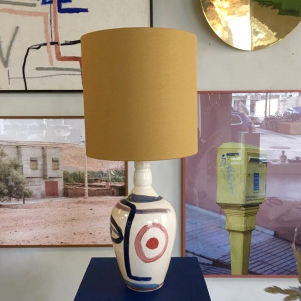 Ceramic Lamp LRNCE YUME