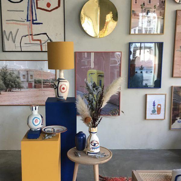 Ceramic Lamp LRNCE YUME