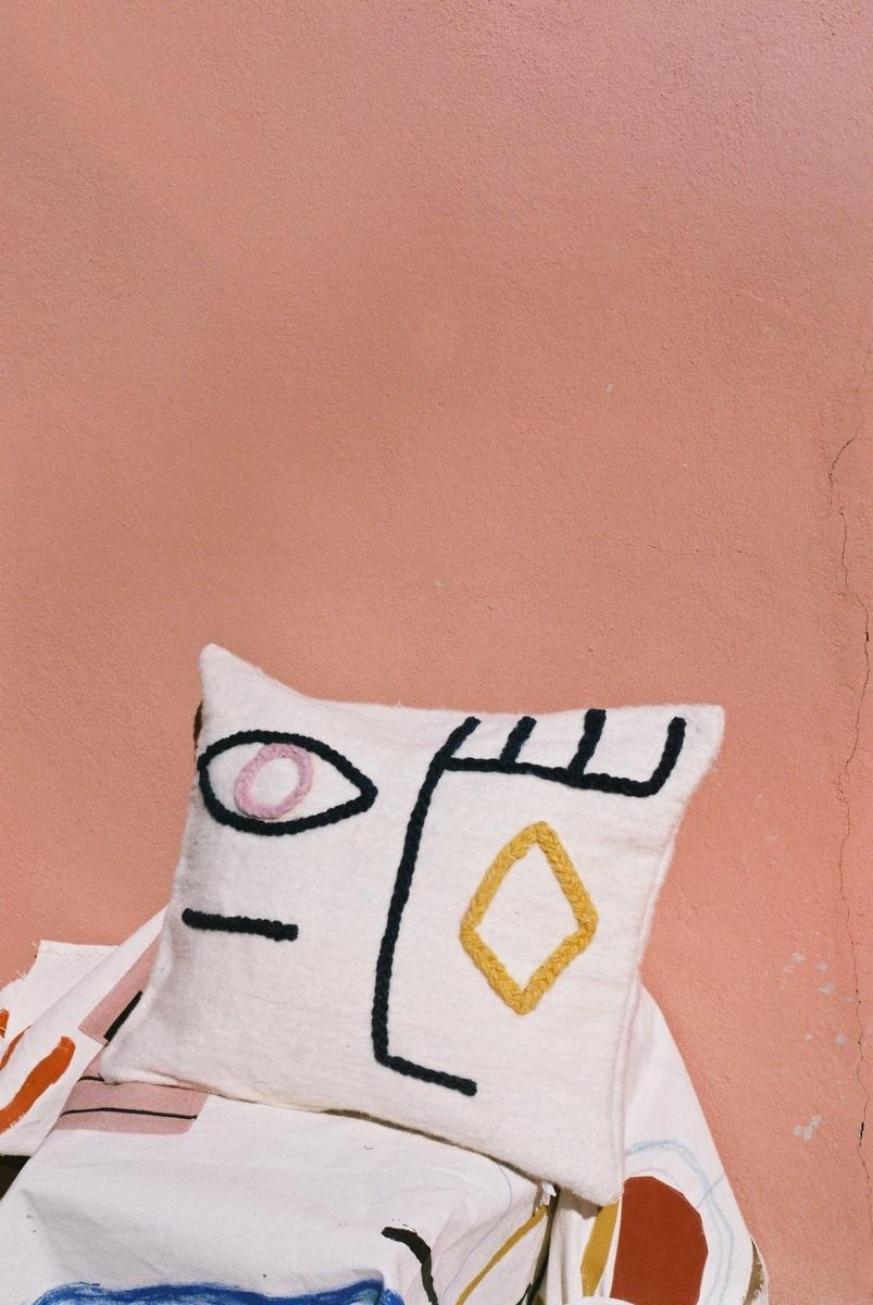 LRNCE Pillow N°3