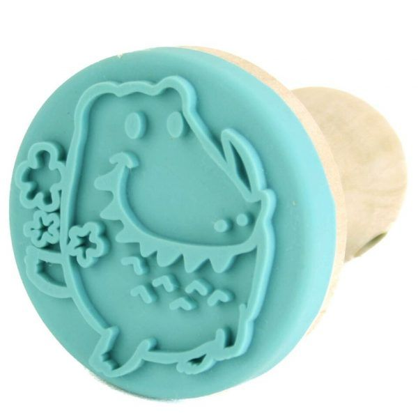 Crocodile Stamp ailefo
