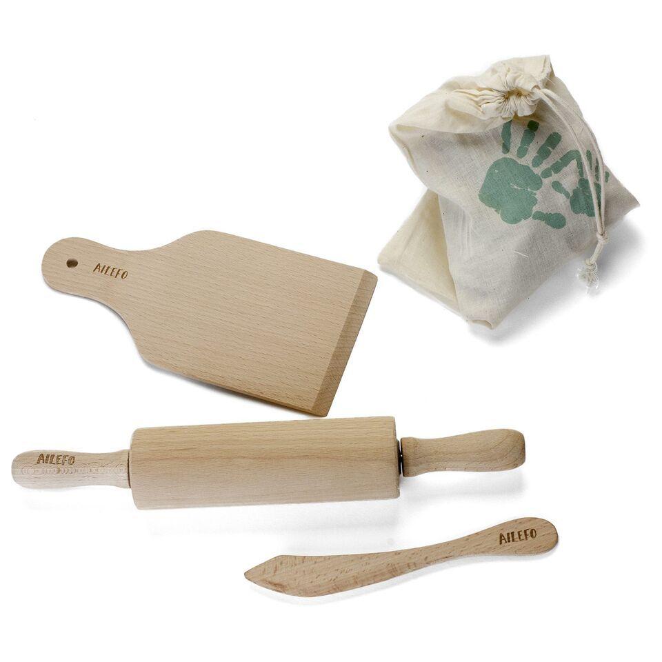 Wooden tools Ailefo