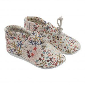 Zelie Liberty Baby Moccasins