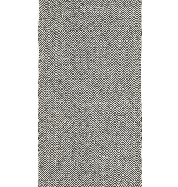 Indoor outdoor carpet Navy Ivory Chhatwal Jonsson