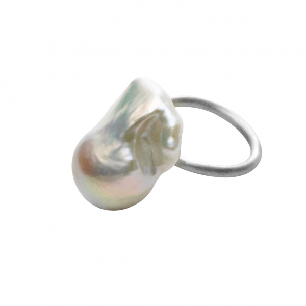 Imperfection ring pearl stories